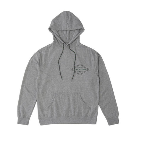 STONECREST HOODY HEATHER GREY