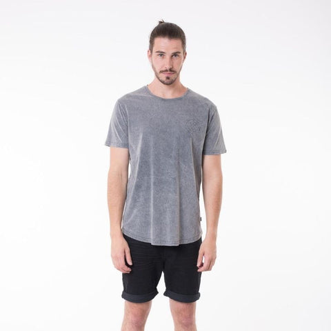 Trigger Tee Charcoal