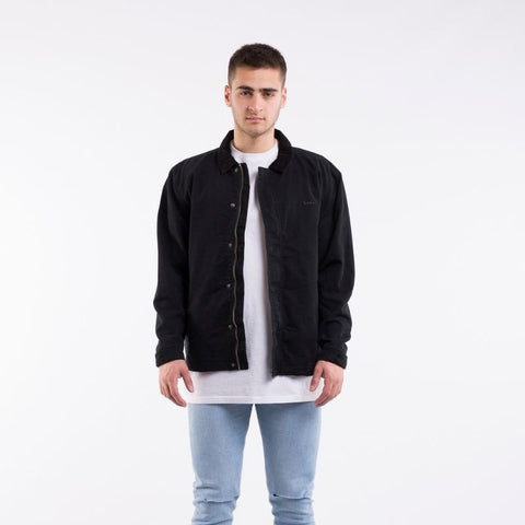 Basset Jacket Black
