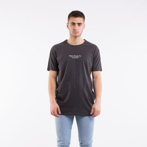 Staple Tee Washed Black