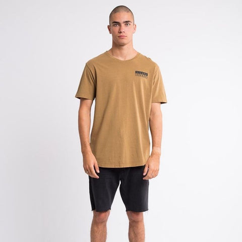Artnoc Tee Brown