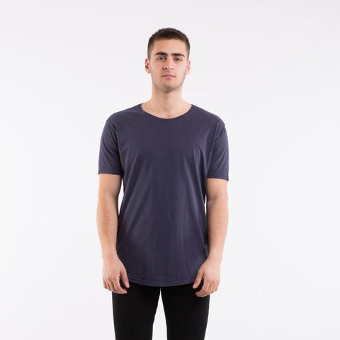 Acid Tail Tee Navy