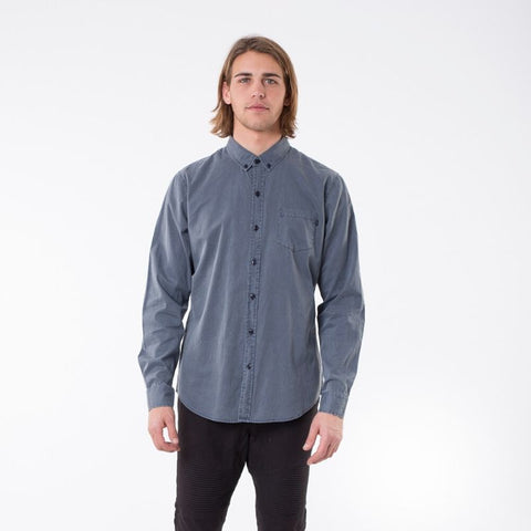 Aether L/S Shirt Navy
