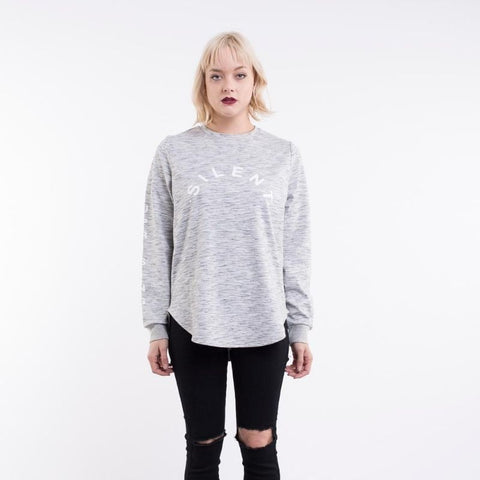 Distance Fleece Grey Marle