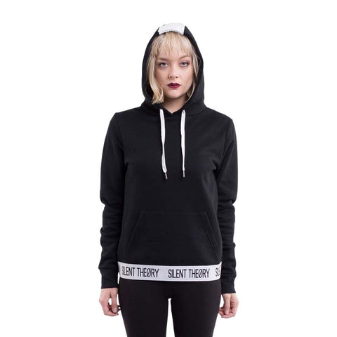 Time Out Hoody Black