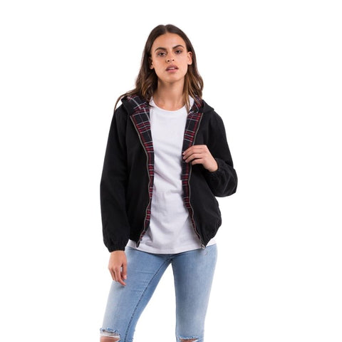 Rate Jacket Black