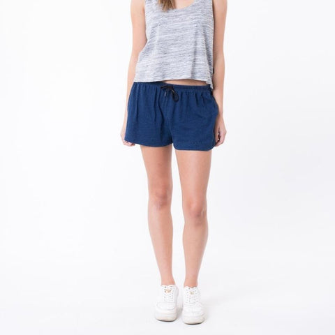 Basic Instinct Short Indigo