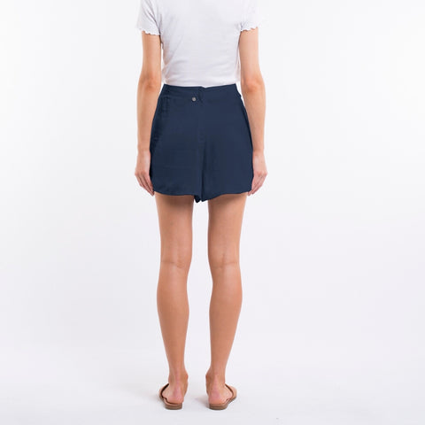 Alyssa Short Dark Blue