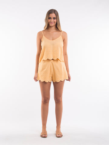 Bridie Shorts Yellow