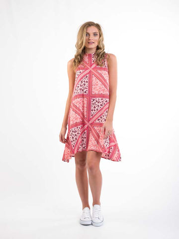 Arizona Dress Patchwork