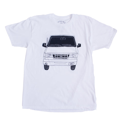 Cool Van Premium Tee White (CT173255.WHT)