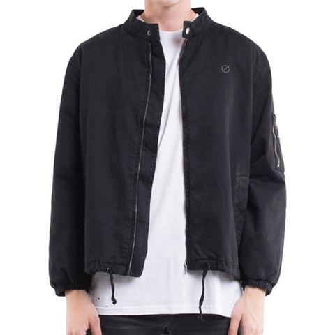 Abyss Jacket Black
