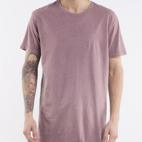 Acid Tail Tee Plum