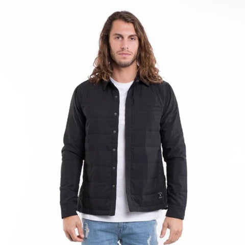 Arson Jacket Black