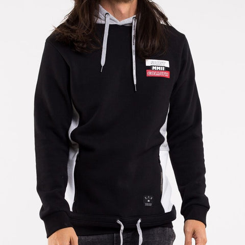 Broad Hoody Black