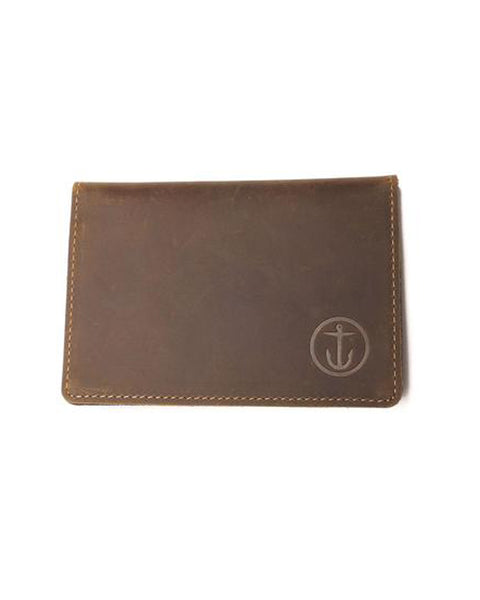 MOMENTO BI FOLD LEATHER WALLET