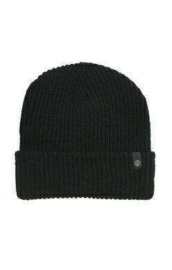CAPTAIN BEANIE - BLACK