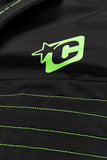 SHORTBOARD DOUBLE : BLACK/LIME