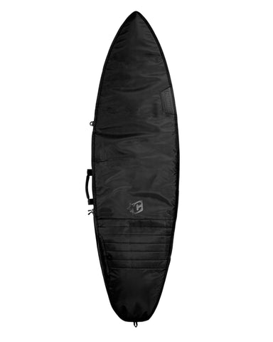 SHORTBOARD DAY USE : BLACK BLACK