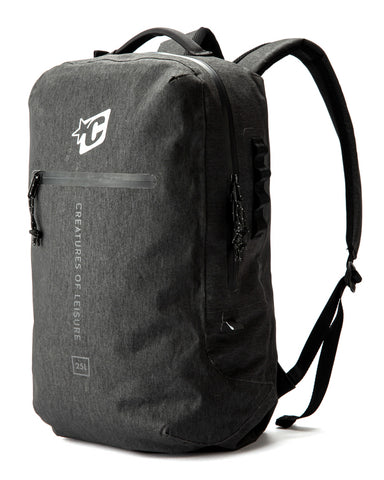 TRAVEL DRY BAG 25L : BLACK