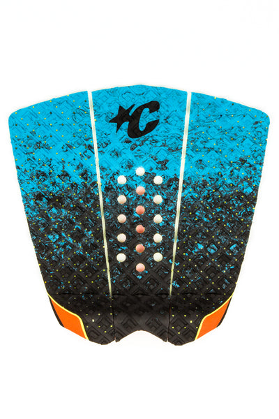 GRIFFIN COLAPINTO TRACTION: CYAN/FADE/ORANGE