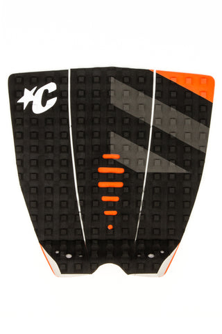 MICK FANNING TRACTION : BLACK/GREY/ORANGE