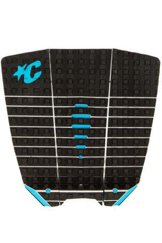 MICK EUGENE FANNING TRACTION: BLACK/CYAN