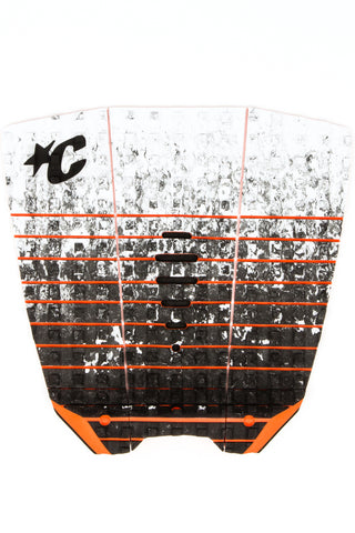 MICK EUGENE FANNING TRACTION: WHITE/FADE/ORANGE