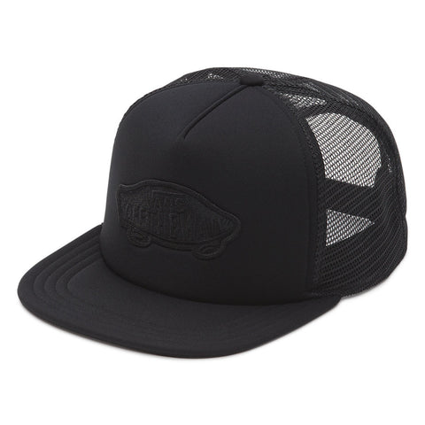 Vans Classic Patch Trucker Black/Black
