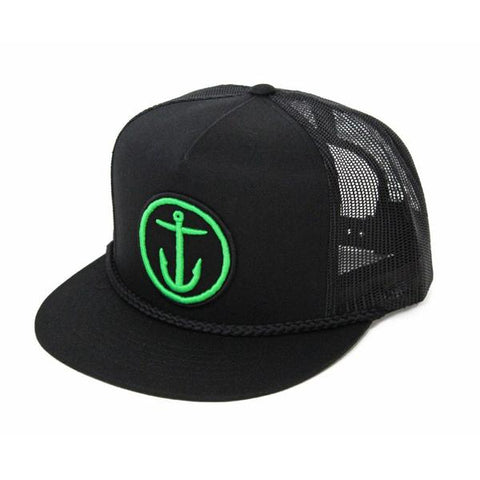 OG Anchor 5 Panel Hat (CFA5511514.BLK)