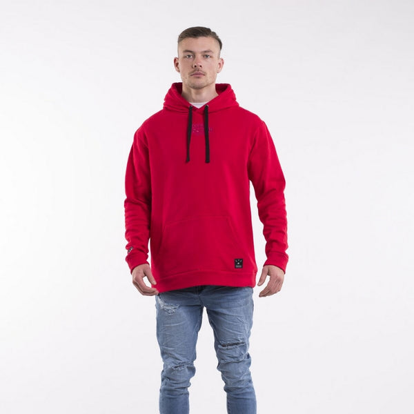 Tenfold Hoody Red