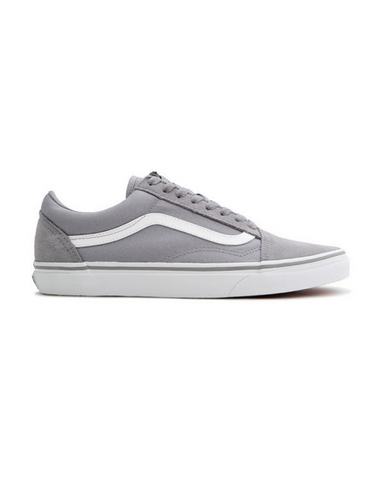 OLD SKOOL SUEDE/CANVAS FROST GREY