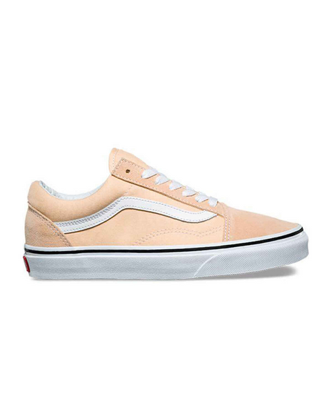 OLD SKOOL APRICOT/WHITE
