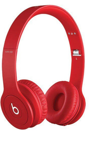 APPLE  BEATS™ SOLO DRENCHED HEADPHONES (RED MATTE)