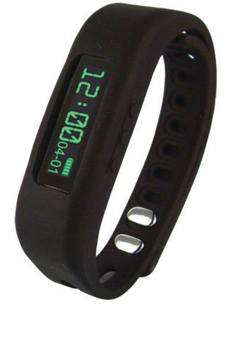 Supersonic SC-62SW BLACK Bluetooth® Smart Wristband Fitness Tracker