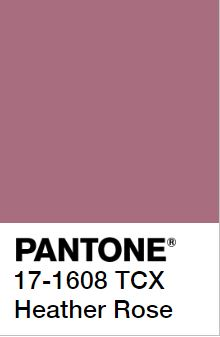 Pantone colors - color classification