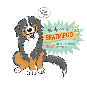 The Amazing Beatripod Hoodie