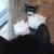 Marvelous Midge Tuxedo Cat Pin