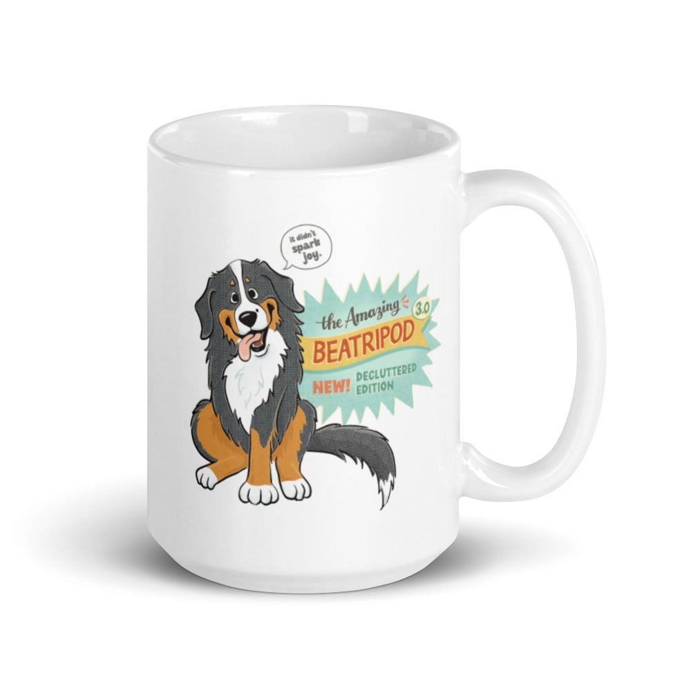 The Amazing Beatripod Ceramic Mug