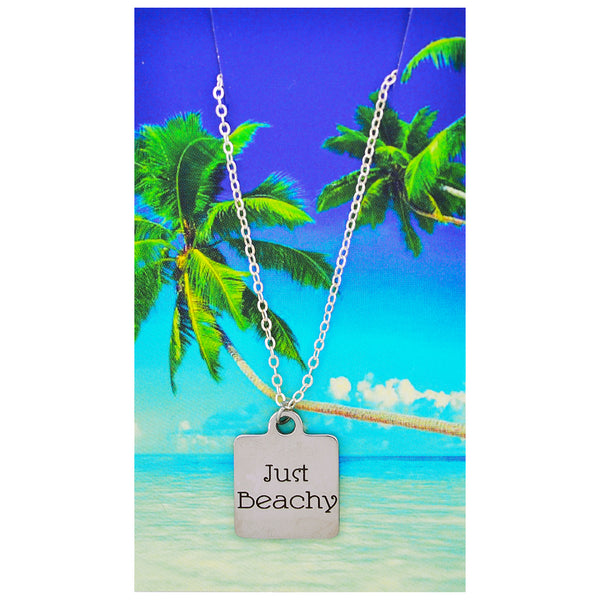 Just Beachy Necklaces