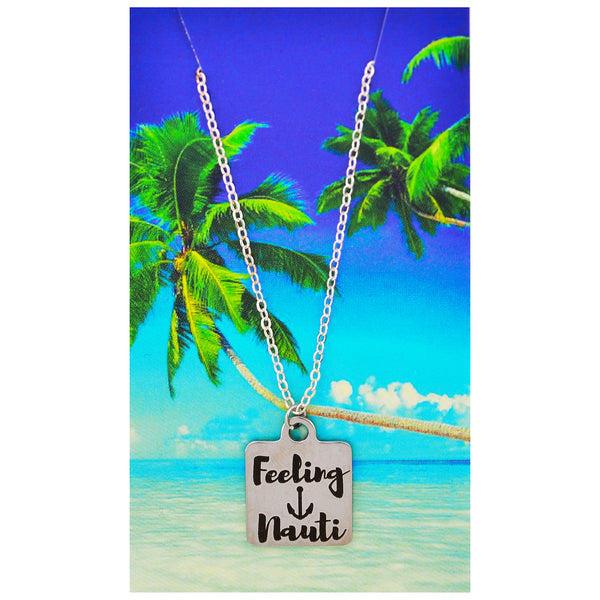 Feeling Nauti Necklaces