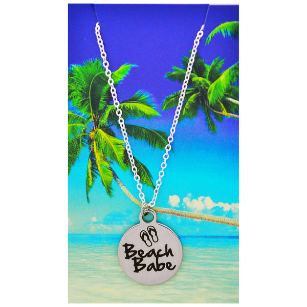 Beach Babe Necklaces