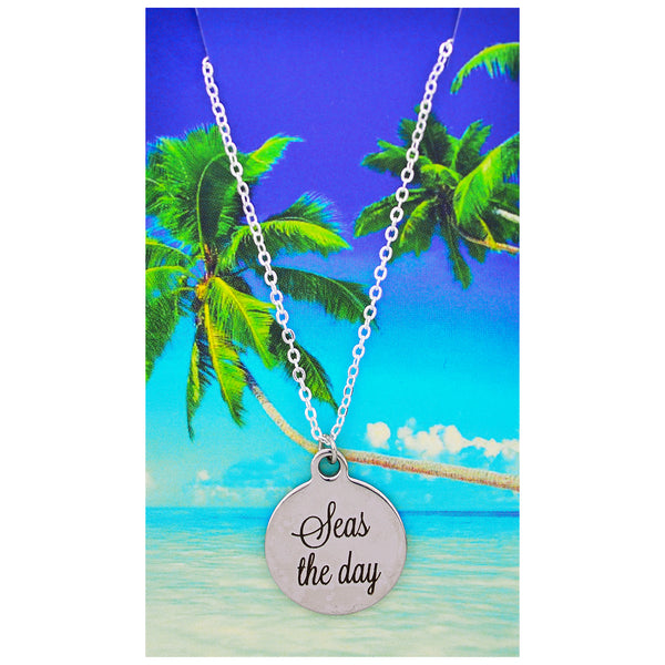 Seas the Day Necklaces