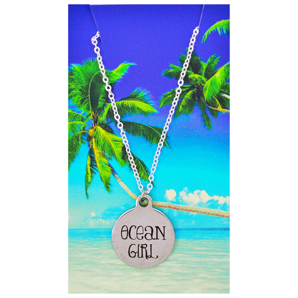 Ocean Girl Necklaces