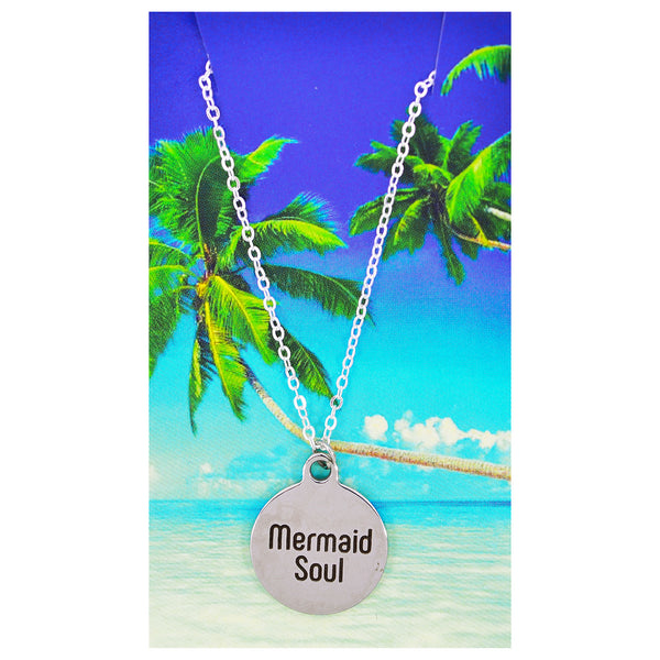 Mermaid Soul Necklaces