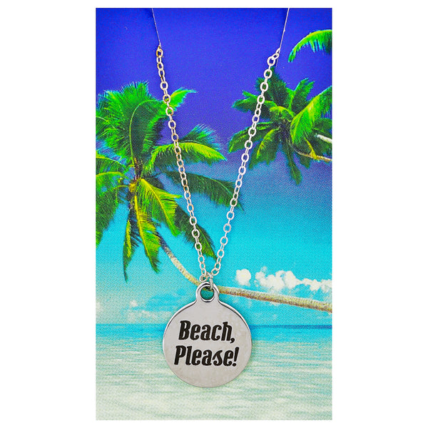 Beach Please Necklaces