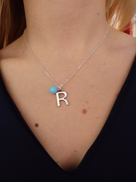 Chic Letter Monogram Necklaces