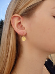Chic Disc Earrings