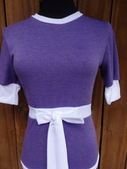 Purple Passion Sweater