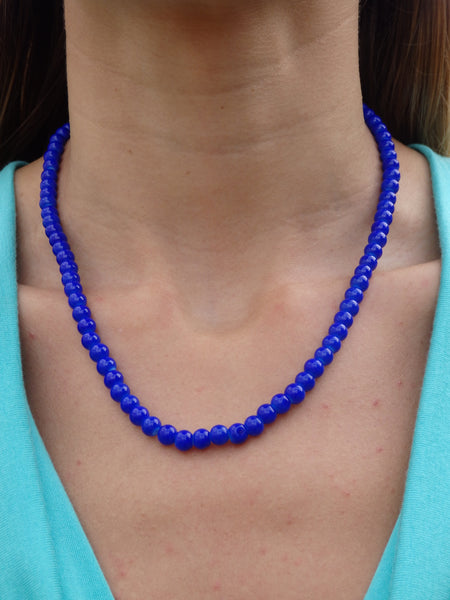 Sailor Beaded Necklace